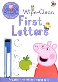 Peppa Pig:Practise With Peppa:First Letters 可擦拭練習本:佩佩豬學寫英文字母
