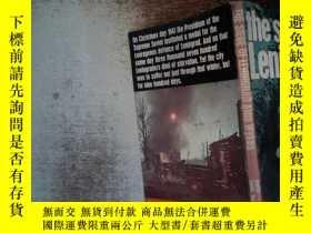 二手書博民逛書店the罕見siege of leningradY198833 出版2003