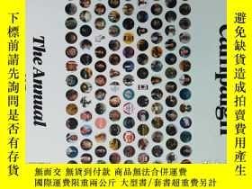 二手書博民逛書店Campaign罕見THE ANNUAL 2014 傳播營銷廣告