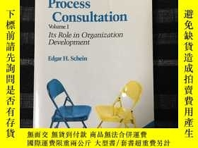 二手書博民逛書店Process罕見ConsultationY462141 Edgar H. Schein Addison-We