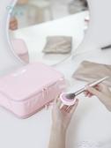 化妝包女ins風超火網紅大容量化妝品收納袋便攜隨身旅行洗漱包 扣子小铺
