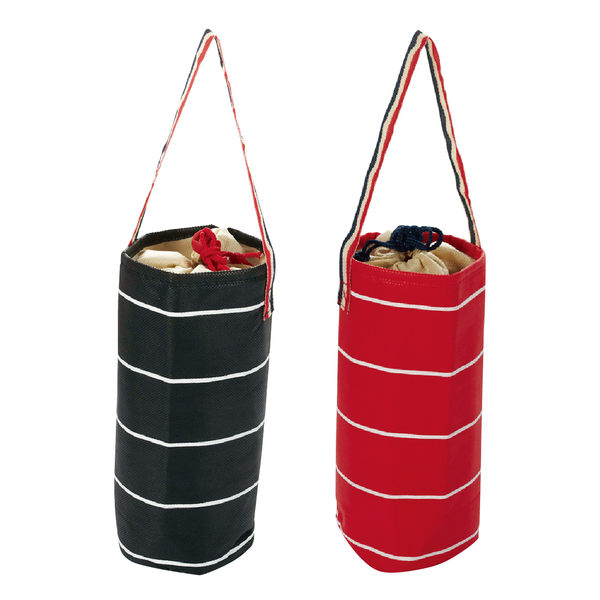 【Zak-ka】法式海洋風大型保冷水壺提袋 適2L