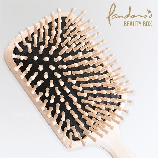 Osmo我思美 [ 櫸木氣墊木針按摩梳 ]   ★潘朵拉的美妝盒★