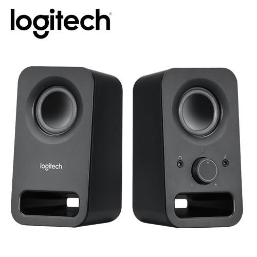 logitech 羅技 Z150 多媒體音箱 黑