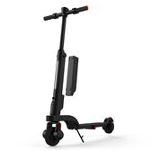 Bremer電動滑板車可折疊小型電動車成人兩輪迷妳鋰電池電瓶代步車 小宅女MKS