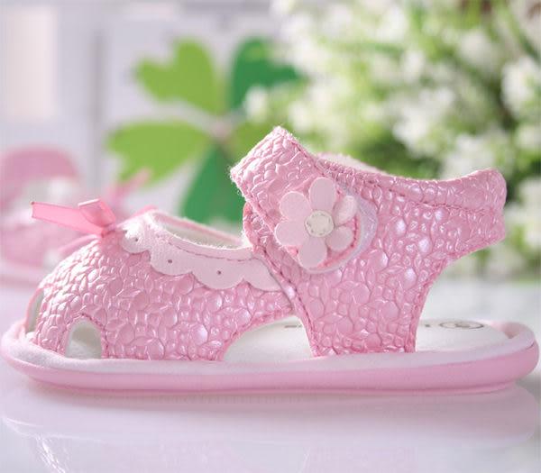 零碼特價出清立體格紋氣質系童鞋(粉) 魔法Baby