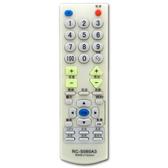 【SANYO 三洋】 RC-S060A3 傳統電視遙控器