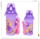 日本製 迪士尼 長髮公主 361999 直飲水壺彈蓋式水壺 480ml