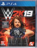 【玩樂小熊】現貨中PS4遊戲 美國職業摔角 2K19 WWE 2K19 英文亞版