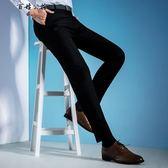 務休閒西裝西服職業褲修身小腳裤