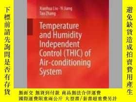 二手書博民逛書店Temperature罕見and Humidity Independent Control (THIC) of A