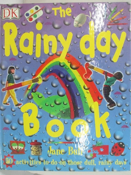 【書寶二手書T1/少年童書_J9G】The Rainy Day Book_Jane Bull