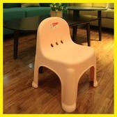 塑料凳子兒童靠背椅幼兒園桌椅加厚成人小膠凳板凳時尚椅子