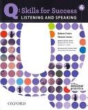 二手書博民逛書店 《Q - Skills for Success - Listening and Speaking》 R2Y ISBN:0194756130│OXFORD