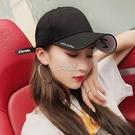 棒球帽子女韓版學生ins百搭夏季遮陽網紅 潮流情侶刺繡鴨舌帽男 快速出貨