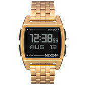 NIXON THE BASE 復古時間旅行電子錶 A1107-502 熱賣中!