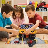 男孩拼裝軌道組合停車場套裝玩具模型3-6歲       SQ5246『科炫3C』