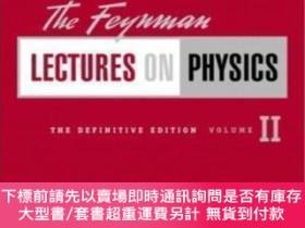 二手書博民逛書店The罕見Feynman Lectures On Physics, The Definitive Edition