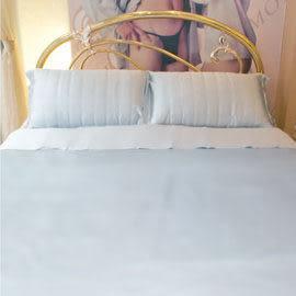碧多妮寢飾-極簡無印永恆款-純蠶絲床包組-超大版-[6*7尺]