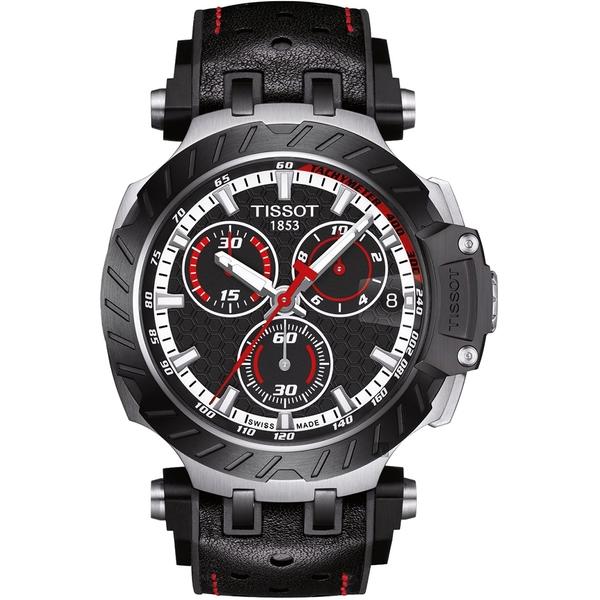 TISSOT天梭 T-RACE MOTOGP 2020 限量賽車錶-43mm T1154172705101