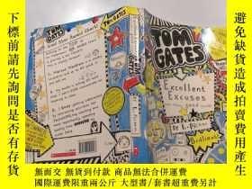 二手書博民逛書店Tom罕見Gates:Excellent Excuses 湯姆·蓋茨:很好的借口.Y200392