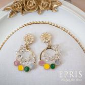 耳環推薦 耀彩珍珠 飾品耳環 垂墜耳環 飾品品牌 純銀耳環