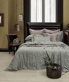 【e-mission】Fancy天絲緹花雙人四件式床包組