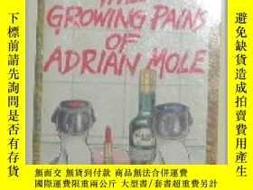 二手書博民逛書店原版英文書《罕見Growing Pains of Adrian