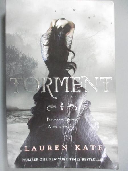 【書寶二手書T9/原文小說_KGZ】Torment_Lauren Kate
