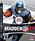 PS3 Madden NFL 07 勁爆美式足球 07(美版代購)