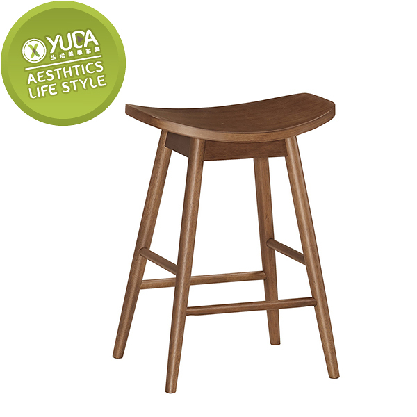 【YUDA】弗羅拉吧椅  吧台椅 /休閒椅 J0M 539-4 (高)
