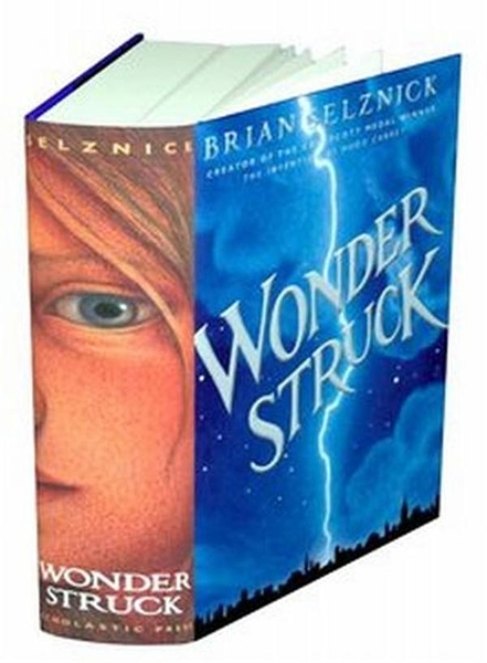 (二手書)Wonderstruck: A Novel in Words and Pictures