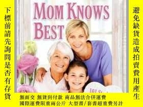 二手書博民逛書店Chicken罕見Soup for the Soul: Mom Knows BestY410016 Photo