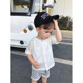 【優選】嬰童裝夏季透氣男童防曬衣服衫薄連帽外套