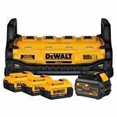 [ 家事達 ]  DEWALT  20V~60V通用 得偉無聲發電機靜音 發電機  行動電源充電霸鋰電池充電器特價
