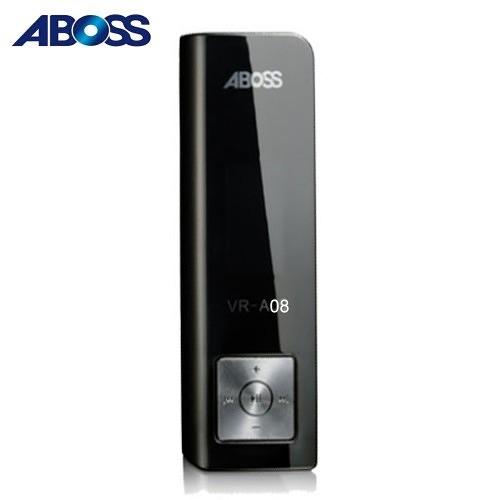 【福利品特價】 ABOSS高音質數位錄音筆4GB(VR-A08)