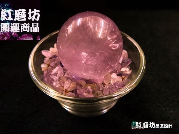【Ruby工作坊】 NO.71PUT紫水晶球細碎石套組 《含加持祈福》
