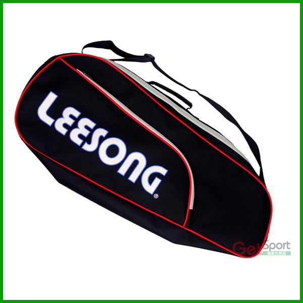 網球拍袋(3支裝)(LEESONG/網球球具/側背包/後背包/台灣製造)