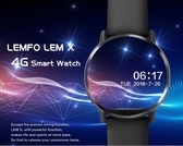 LEMFO LEM X 2.03吋 大錶面 智能手錶 安卓系統 可插SIM卡 IP67防水 900mAh 電池 繁體中文