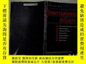 二手書博民逛書店INTERNATIONAL罕見AFFAIRS 1990 2Y20