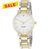 Kate Spade 紐約甜心時尚手錶-珍珠貝x雙色版/34mm 1YRU0005