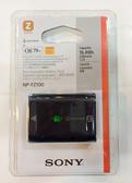 【完整盒裝】SONY NP-FZ100 原廠鋰電池 適用A9 A7RM3 A7M3 系列 【台灣索尼公司貨】