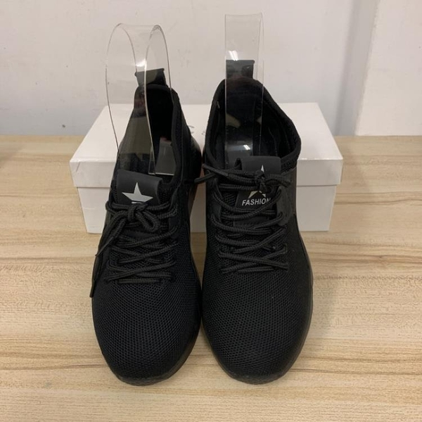韓版基本款工作鞋勞保鞋安全鞋(23號/777-5252)