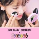 韓國 3CE(3CONCEPT EYES)╳BARBAPAPA 泡泡先生聯名氣墊腮紅 8g ◆86小舖◆