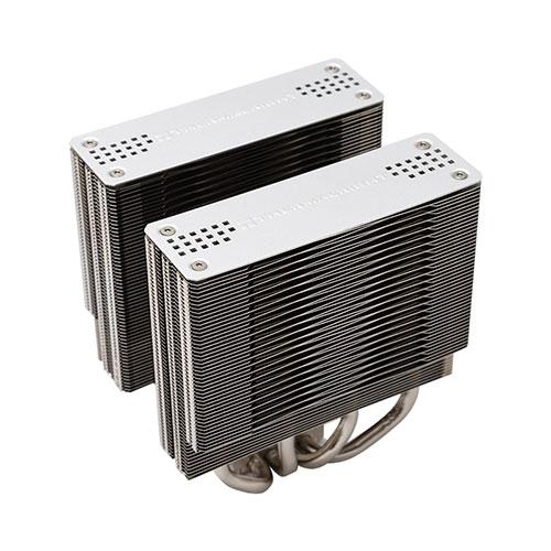 Thermalright 利民 Frost Spirit 靈霜 140 RGB CPU散熱器 塔散 4導管 TL-C12L風扇*1 TL-D14L風扇*1