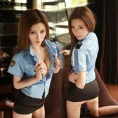 空姐服 女警察性感露乳角色扮演制服極度誘惑情趣內衣