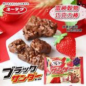 日本 有樂製果 雷神穀物巧克力棒 134g 雷神 穀物雷神 雷神巧克力 巧克力 水果穀物 燕麥棒
