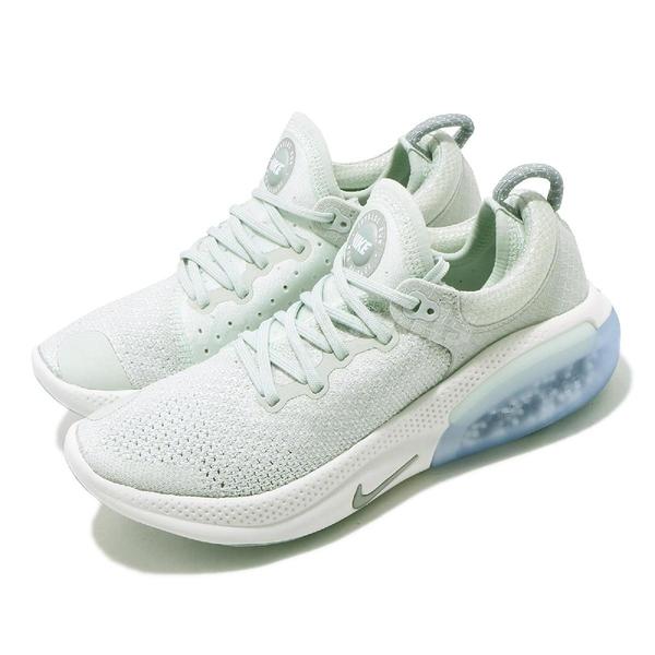 Nike 慢跑鞋 Wmns Joyride Run FK 綠 白 女鞋 運動鞋 【ACS AQ2731-002