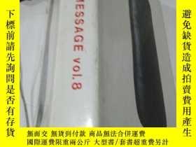 二手書博民逛書店1994PRODUCTION罕見MESSAGE VOL.8Y21