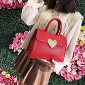 結婚包包新款潮新娘紅色手提包女韓版個性時尚斜跨婚宴包婚禮  遇見生活